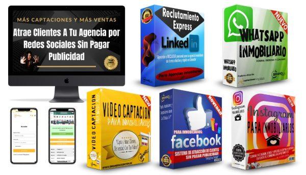 Pack Digital Inmobiliario