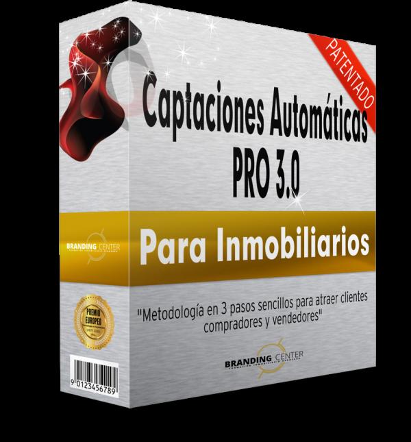 Captaciones Automáticas PRO 3.0